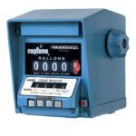 Neptune 800 Series Mechanical Register