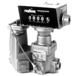 Neptune 4D-MD Meter for LPG Dispensers