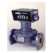 Neptune Type MP Oscillating Piston Flowmeter