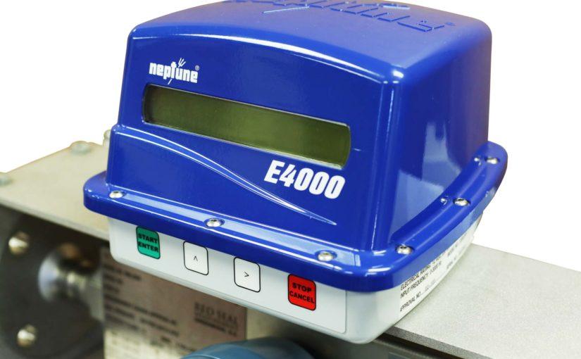 Neptune E4000 Electronic Register