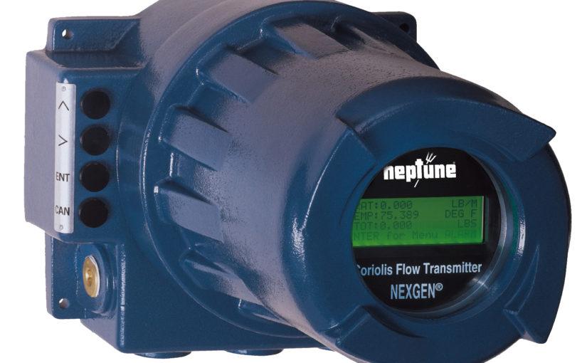 NexGen SFT100 Mass Flow Transmitter