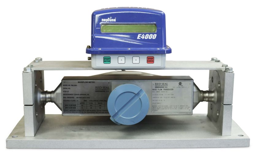Neptune RML2000 Mass Flowmeter for Bobtails